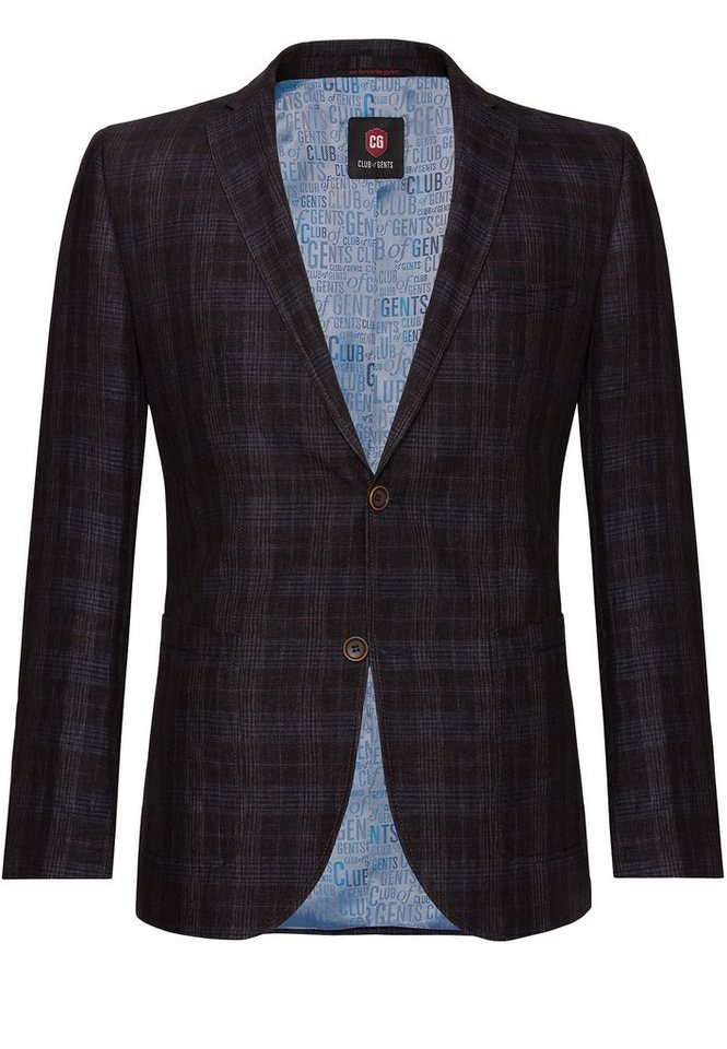 CG - Club of Gents Blazer »CG Aldous« in dunkelblau