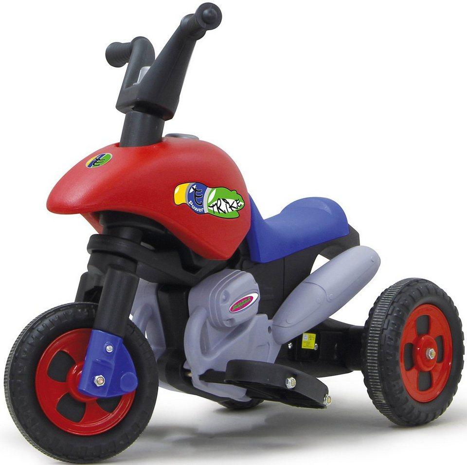 JAMARA KIDS Elektroauto »Ride-On E-Trike«, mit Richtungsschalter in blau