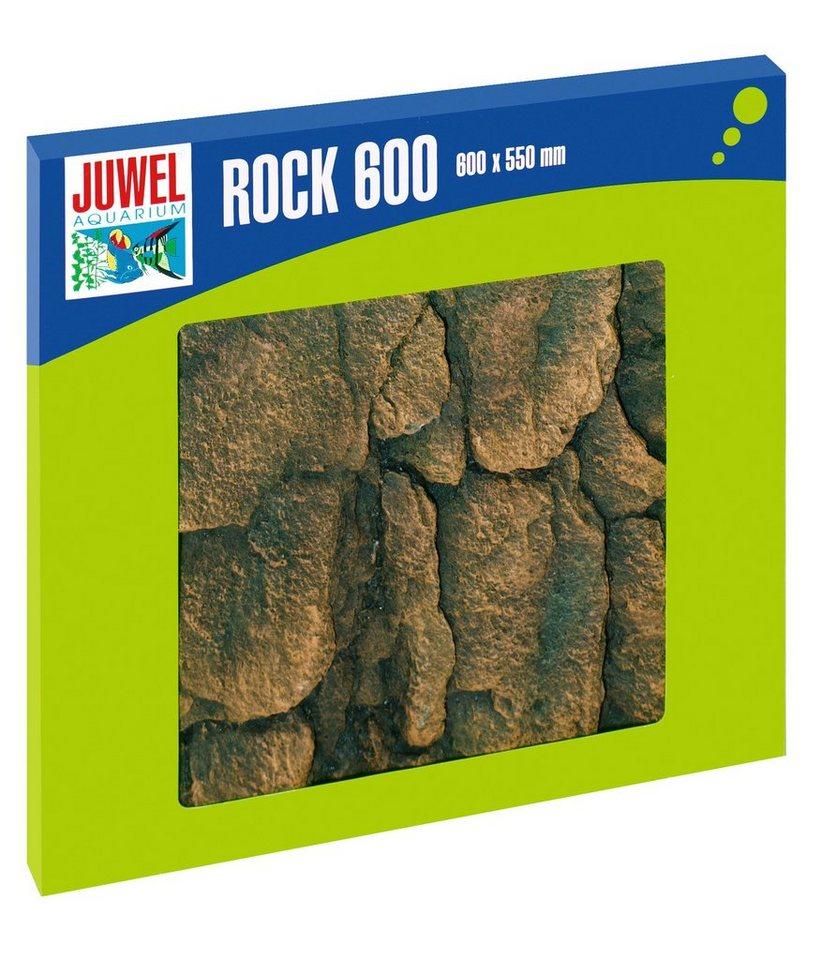 Aquariendeko »Rückwand Rock 600« in braun