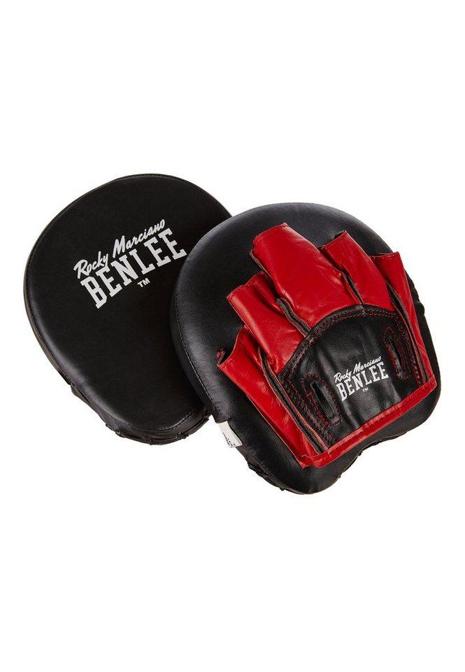 Benlee Rocky Marciano Pratzen »BOON PAD« in Black/Red