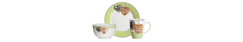 Frühstück-Set, Ritzenhoff & Breker (3tlg.)