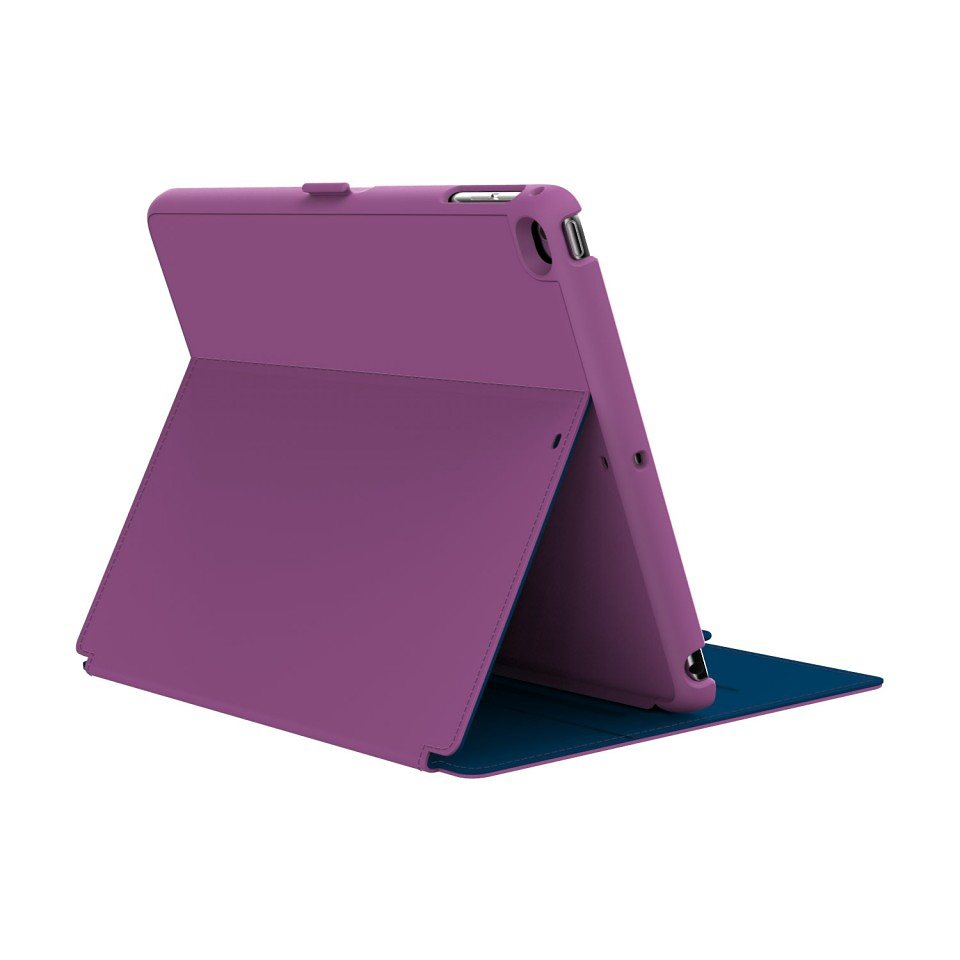 Speck HardCase »StyleFolio iPad Air (1/2) Beaming Orchid Purple/De« in blau