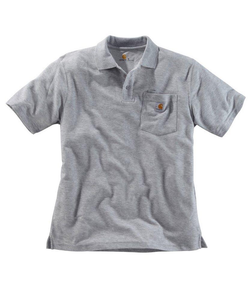 Poloshirt »K570« in hellgrau