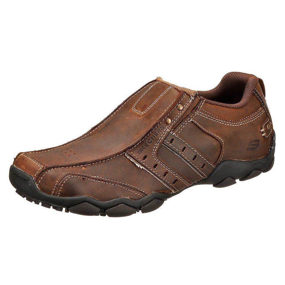 SKECHERS Diameter Sneakers in braun