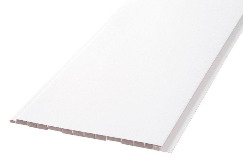 Musterset Verkleidungspaneele »B20« in cremeweiß/grau/weiß