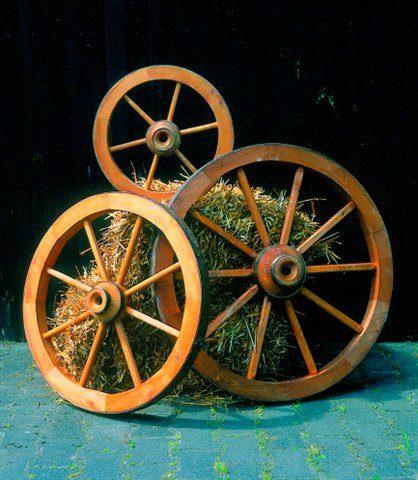 Promadino Wagenrad, groß