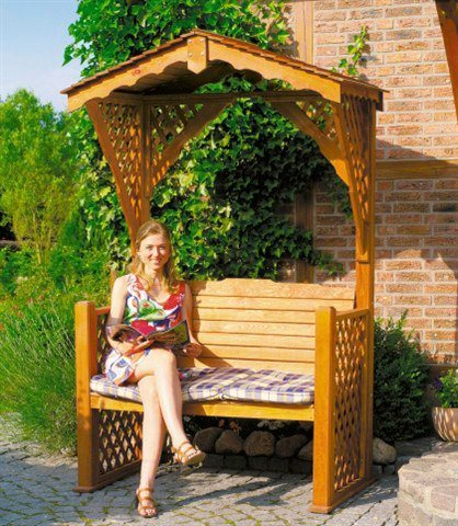 Promadino Gartenlaube   Garten > Pavillons   promadino