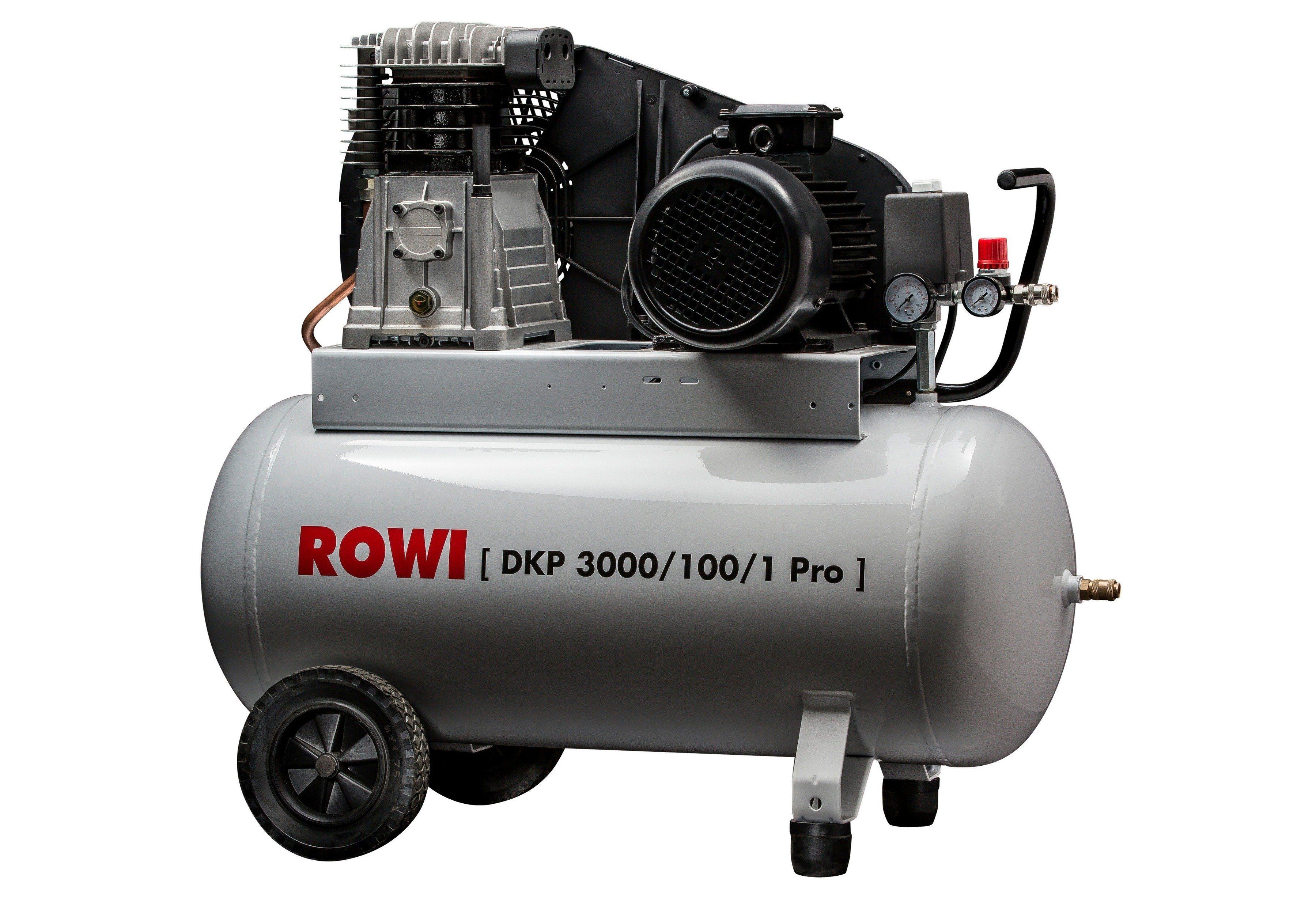 Rowi Kompressor »DKP 3000/100/1 Pro«