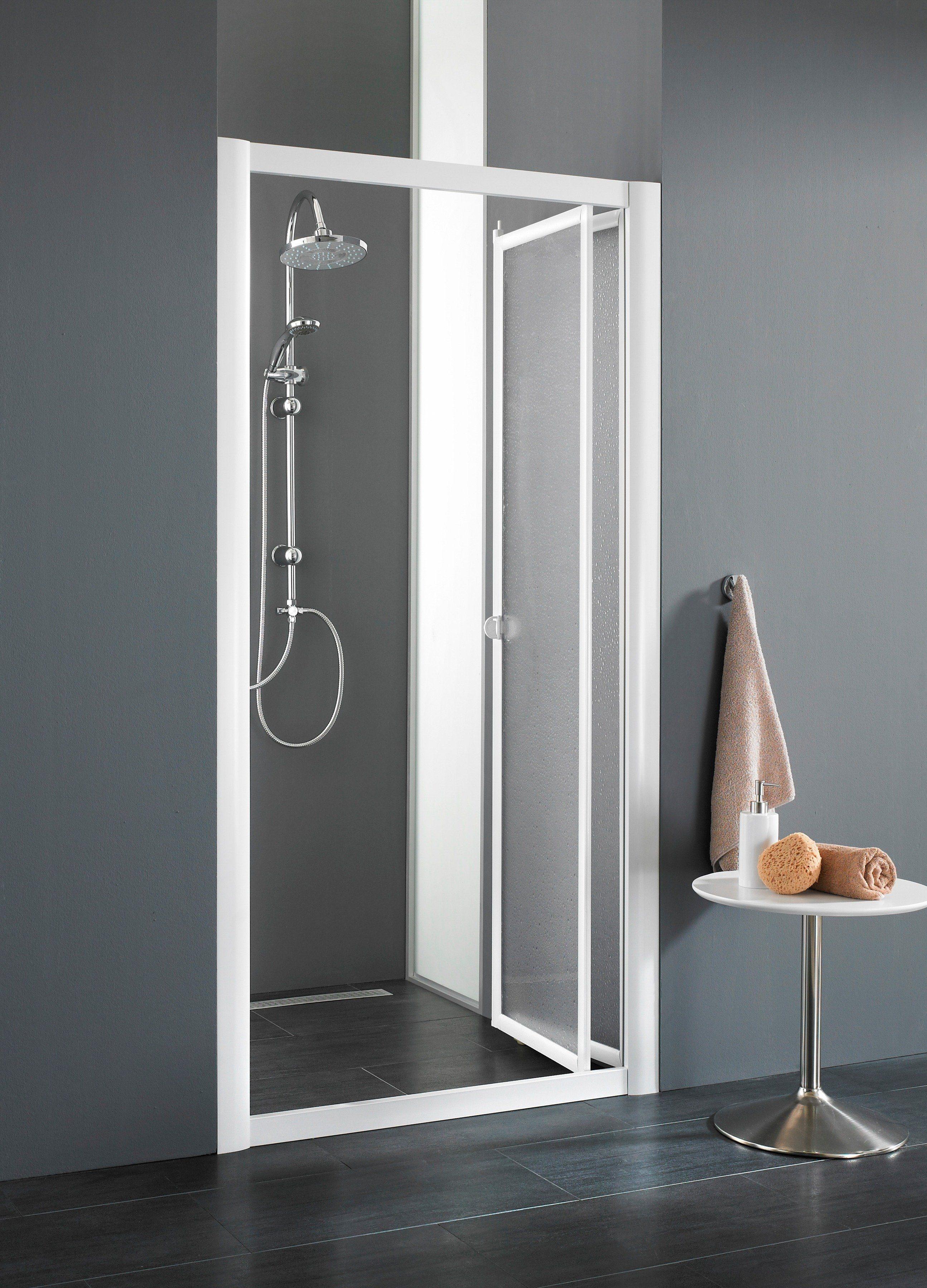 Nischentür »Domino«, Duschtür mit Verstellbereich von 97-104 cm