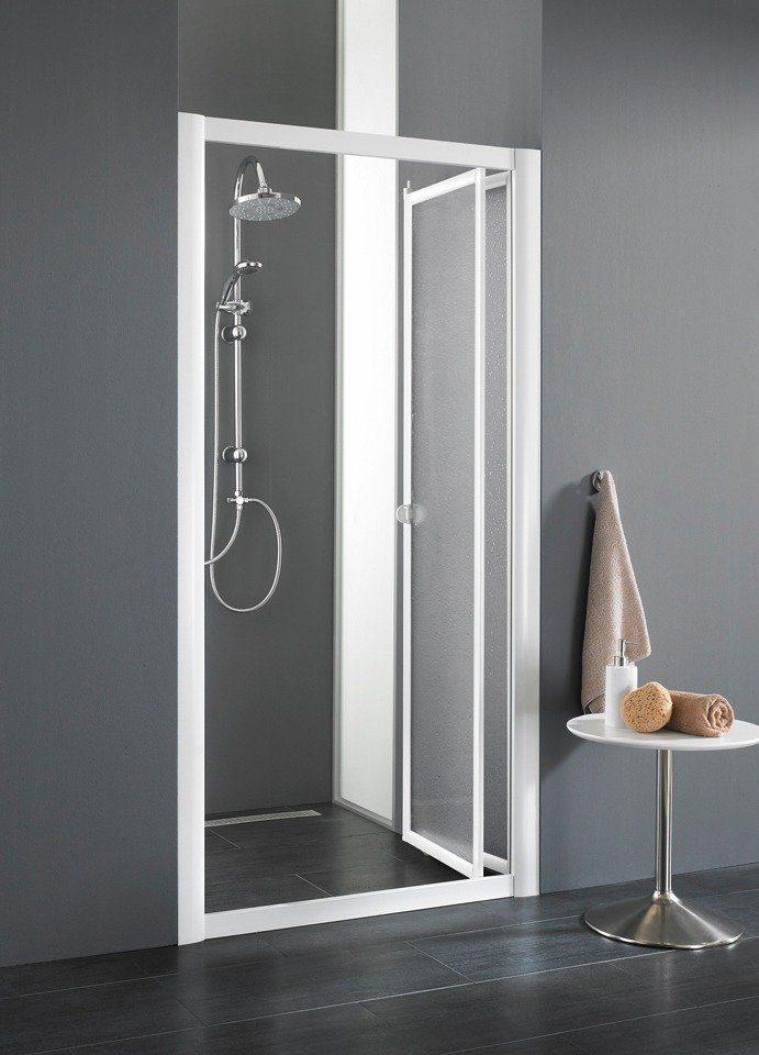 Nischentür »Domino«, Duschtür mit Verstellbereich von 81-85 cm