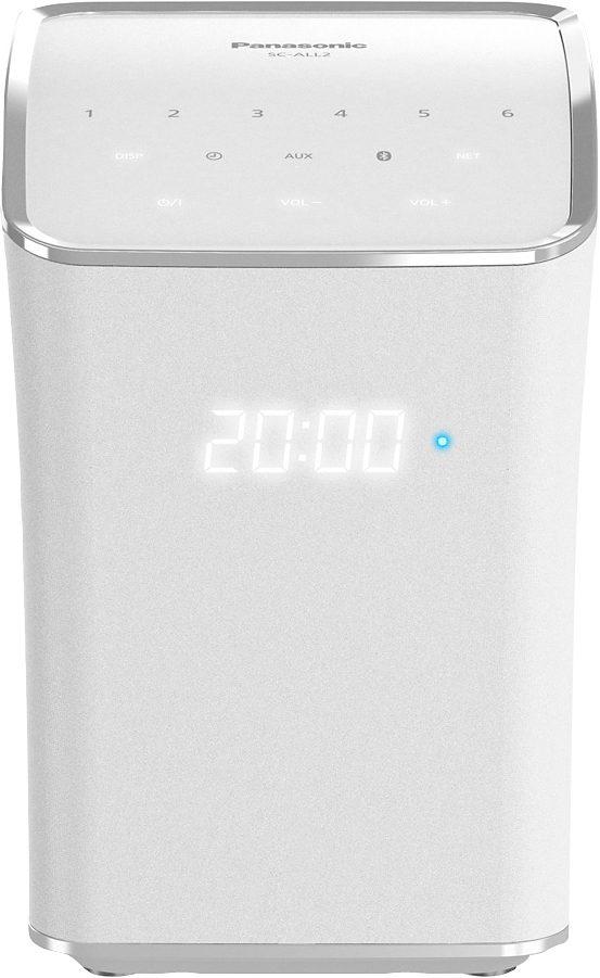 Panasonic SC-ALL2EG-W Lautsprecher (Multiroom, Bluetooth, WiFi)