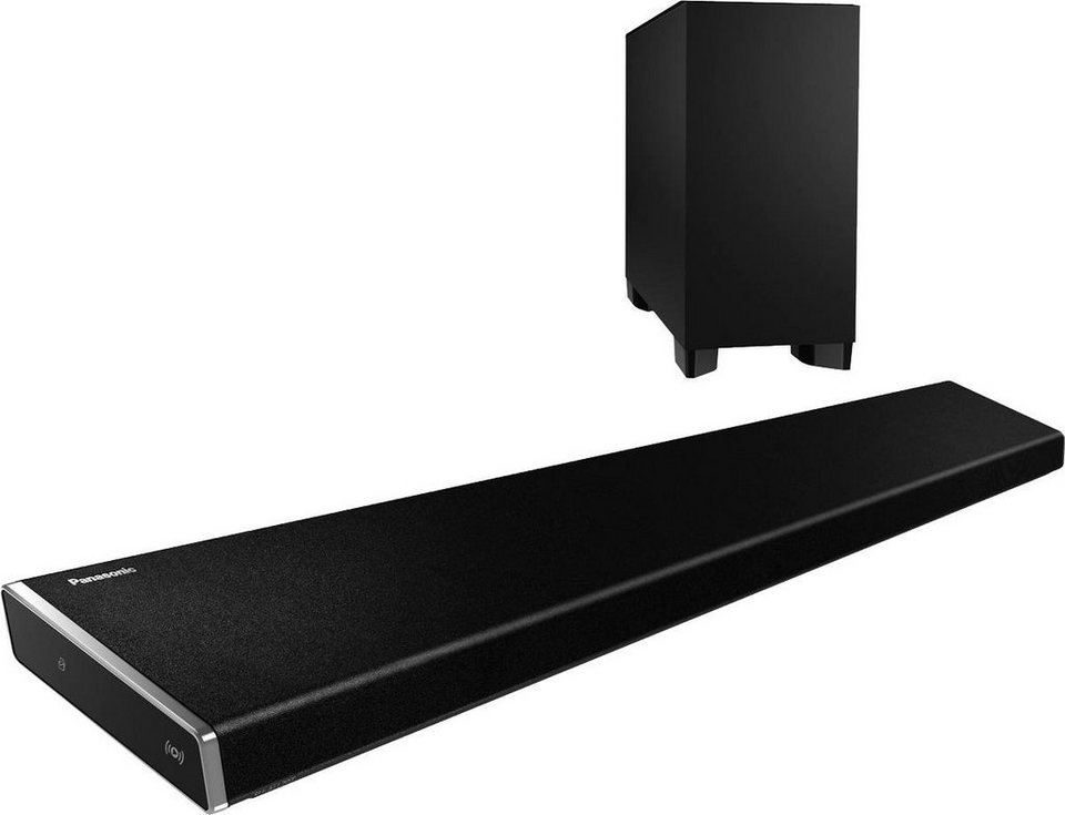 Panasonic SC-ALL70TEGK Soundbar, Multiroom in schwarz