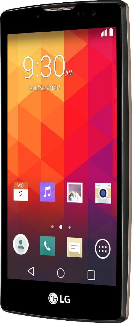 LG Spirit Smartphone, 11,9 cm (4,7 Zoll) Display, LTE (4G), Android 5.0, 8,0 Megapixel, NFC