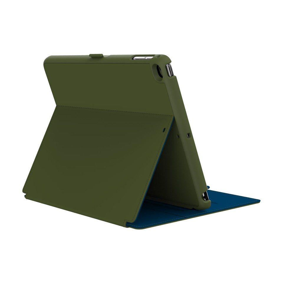 Speck HardCase »StyleFolio iPad Air (1/2) Beaming Moss Green/DeepS« in blau