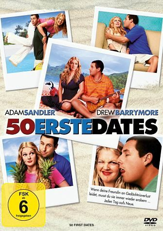 DVD »50 erste Dates (I Feel Good!)«