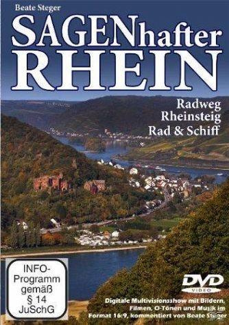DVD »Sagenhafter Rhein: Radweg - Rheinsteig - Rad &...«