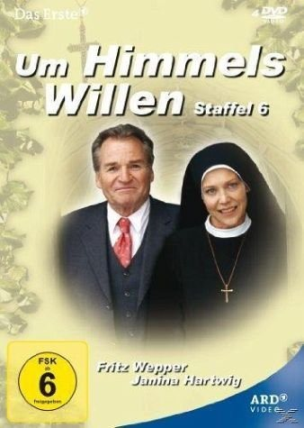 DVD »Um Himmels Willen - Staffel 6 DVD-Box«