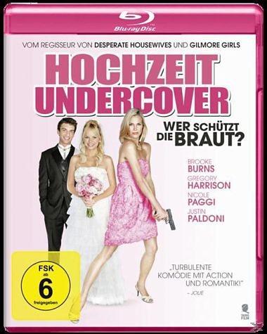 Blu-ray »Hochzeit Undercover - Wer schützt die Braut?«