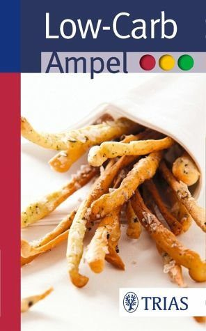 Broschiertes Buch »Low-Carb-Ampel«