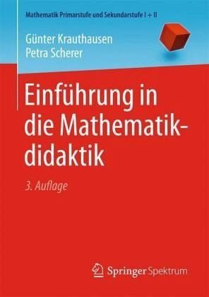 Broschiertes Buch »Einführung in die Mathematikdidaktik«