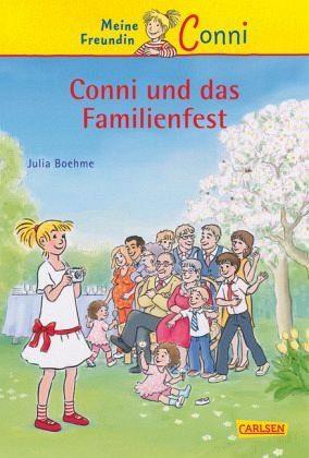 Gebundenes Buch »Conni und das Familienfest / Conni Erzählbände...«