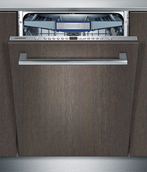 Siemens vollintegrierbarer Einbaugeschirrspüler SX66P093EU, A+, 9,5 Liter, 14 Maßgedecke