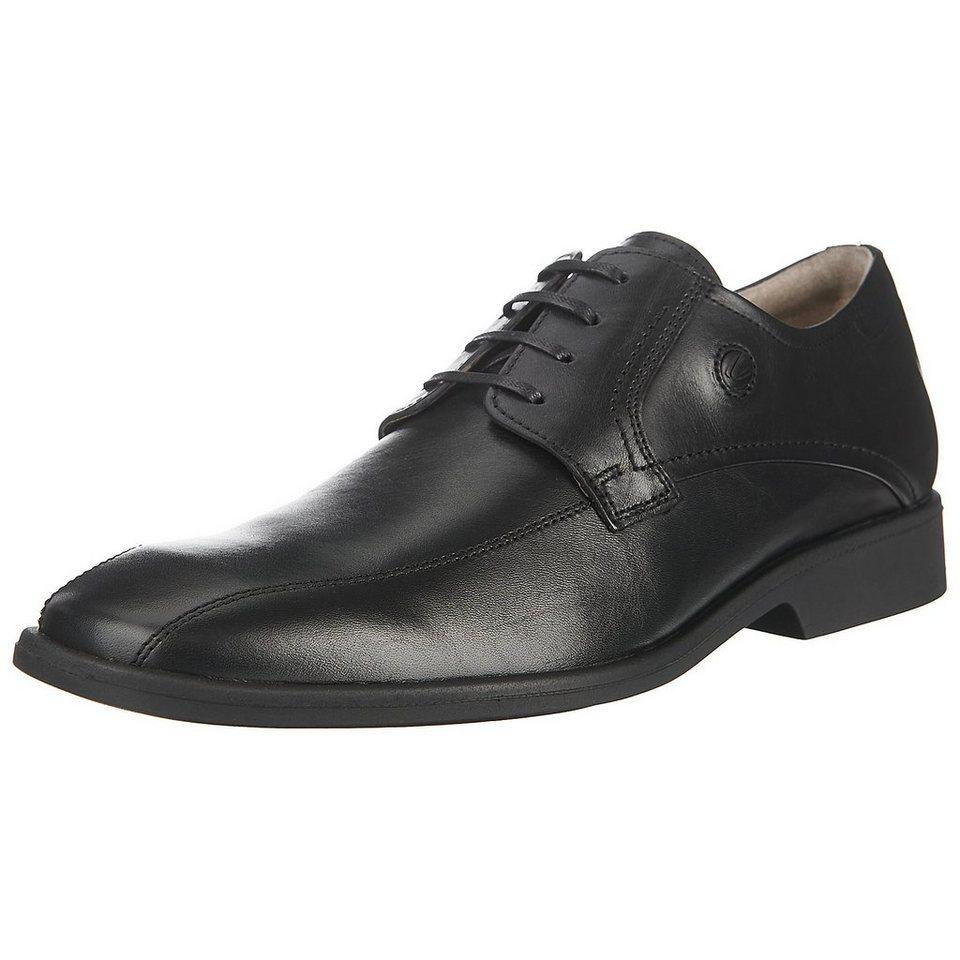 camel active Highstreet 11 Business Schuhe in schwarz