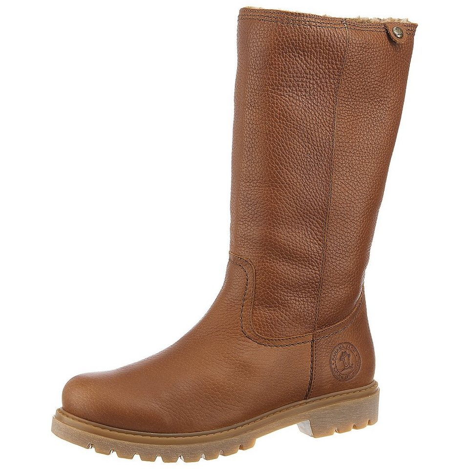 PANAMA JACK Bambina B60 Stiefel in cognac