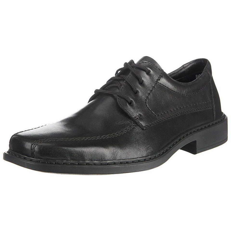 rieker Business Schuhe in schwarz