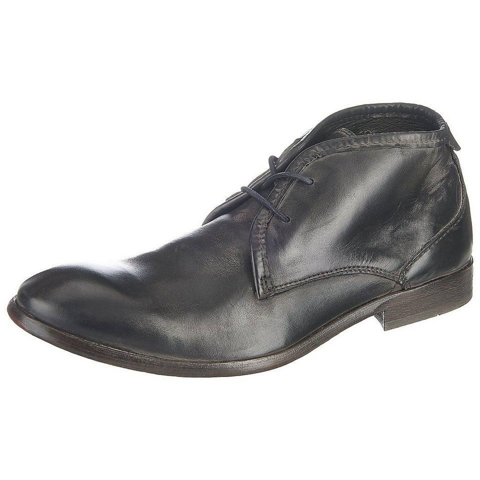 H by Hudson Cruise Freizeit Schuhe in schwarz
