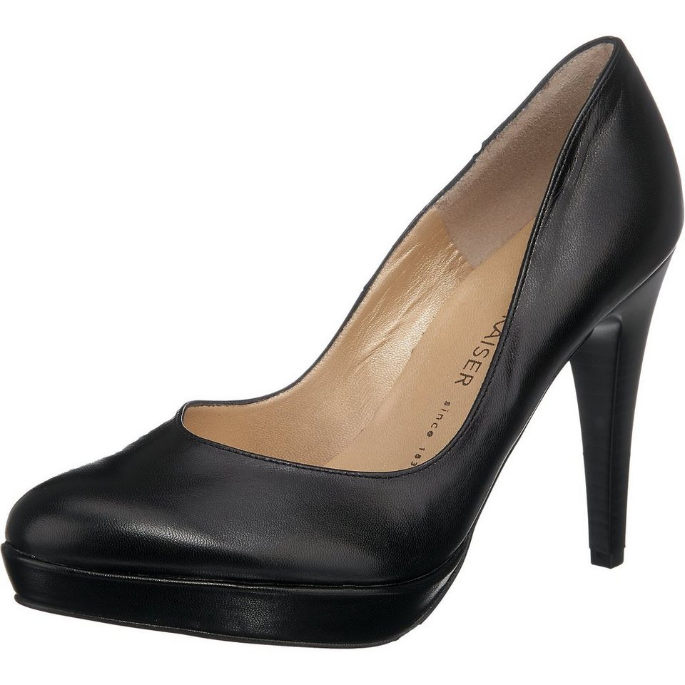 PETER KAISER New York Pumps in schwarz