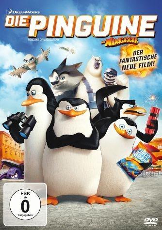 DVD »Die Pinguine aus Madagascar - Der Film (DVD)«