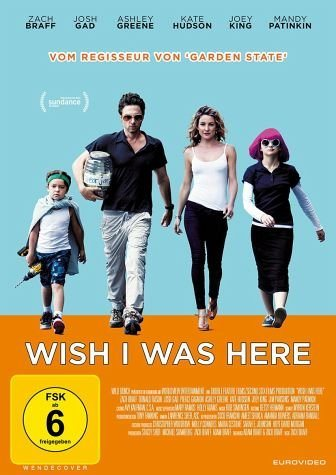 DVD »Wish I Was Here«