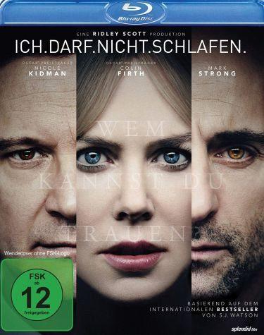 Blu-ray »Ich.Darf.Nicht.Schlafen.«