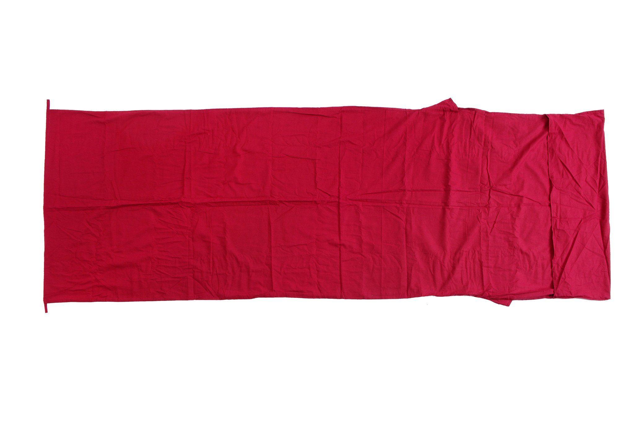 Basic Nature Schlafsack »Baumwollinlett Deckenform«