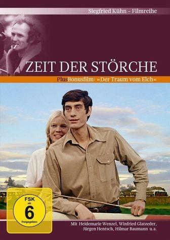 DVD »Zeit der Störche / Der Traum vom Elch«