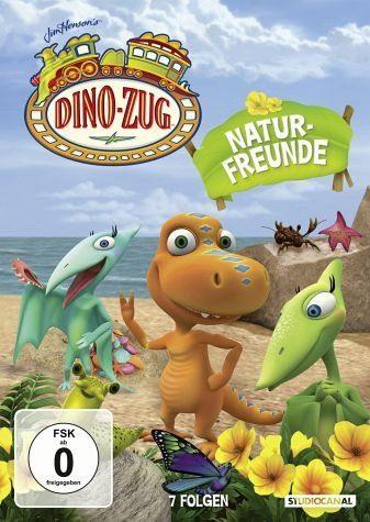 DVD »Dino-Zug - Naturfreunde«