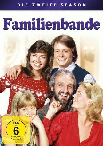 DVD »Familienbande - Die zweite Season (4 Discs)«