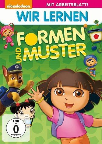 DVD »Wir lernen Formen und Muster«