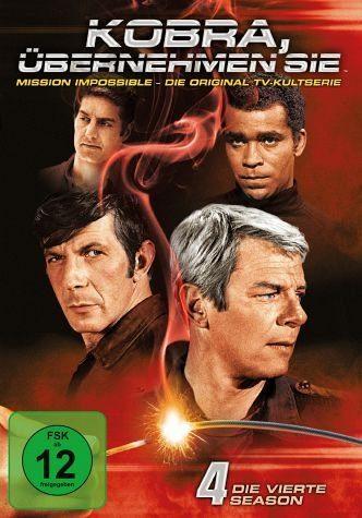 DVD »Kobra, übernehmen Sie! - Die vierte Season (7...«