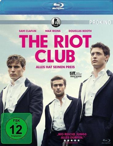 Blu-ray »The Riot Club - Alles hat seinen Preis«