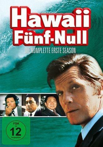 DVD »Hawaii Fünf-Null - Die komplette erste Season...«