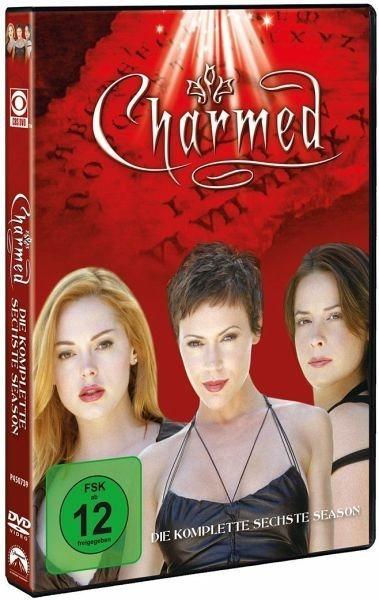 DVD »Charmed - Die sechste Season (6 Discs)«