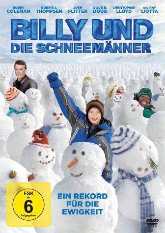 DVD »Billy und die Schneemänner - Ein Rekord für...«
