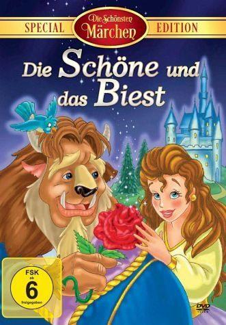 DVD »Die Schöne und das Biest (Special Edition)«