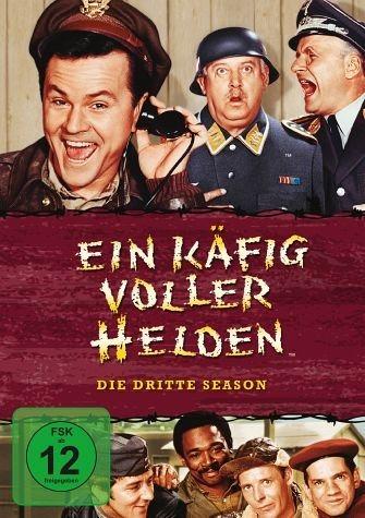 DVD »Ein Käfig voller Helden - Die dritte Season (5...«