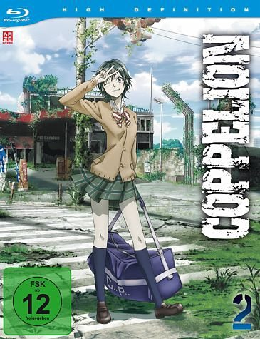 Blu-ray »Coppelion 2«