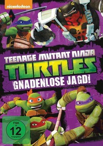 DVD »Teenage Mutant Ninja Turtles: Gnadenlose Jagd«
