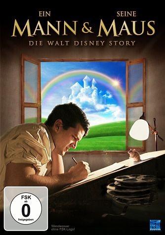 DVD »Ein Mann & seine Maus - Die Walt Disney Story«