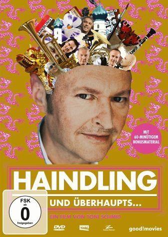 DVD »Haindling - und überhaupts...«